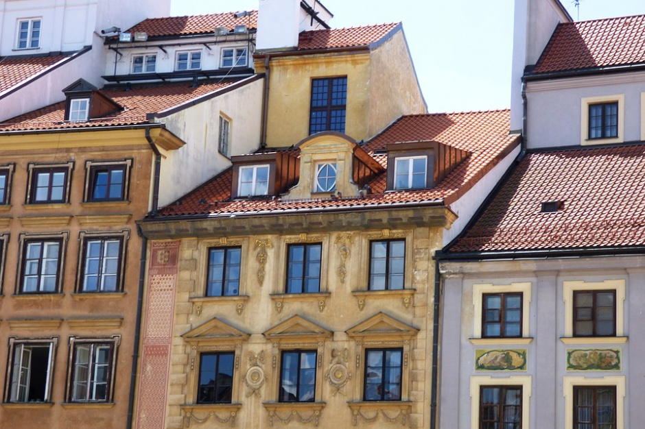 Łódź: Nowe mieszkania w remontowanej kamienicy