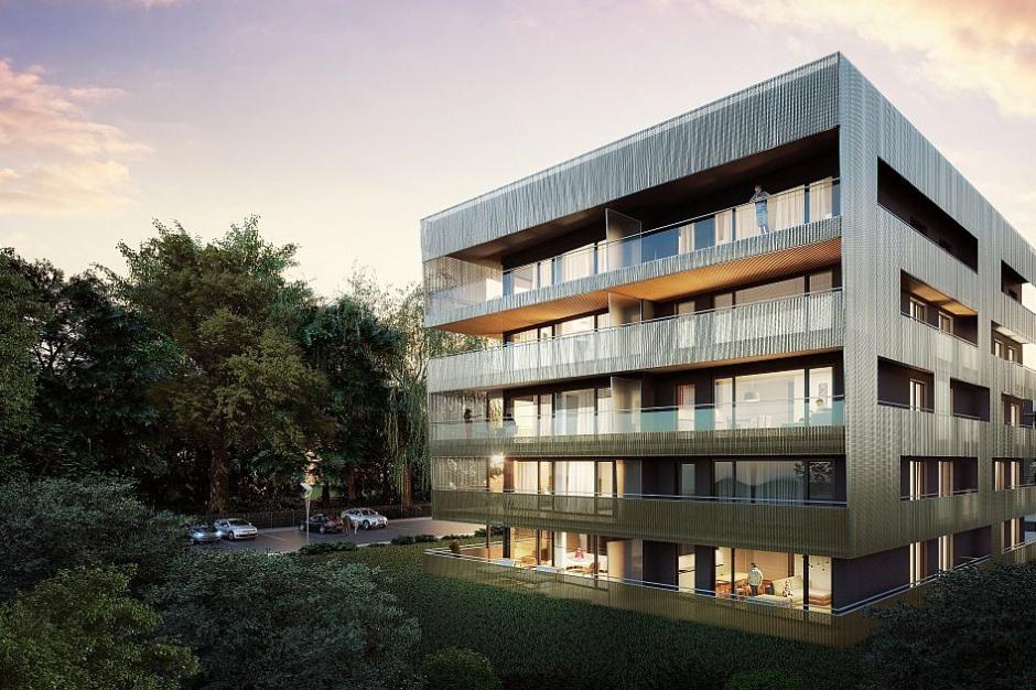 Premiera Domu Apartamentowego Botaniczna Plus