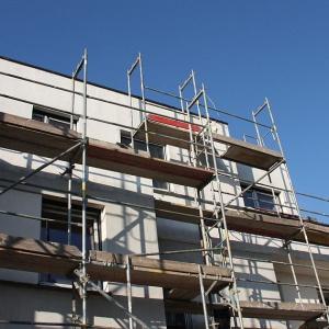 Budowa osiedla Rycerska II postępuje dynamicznie