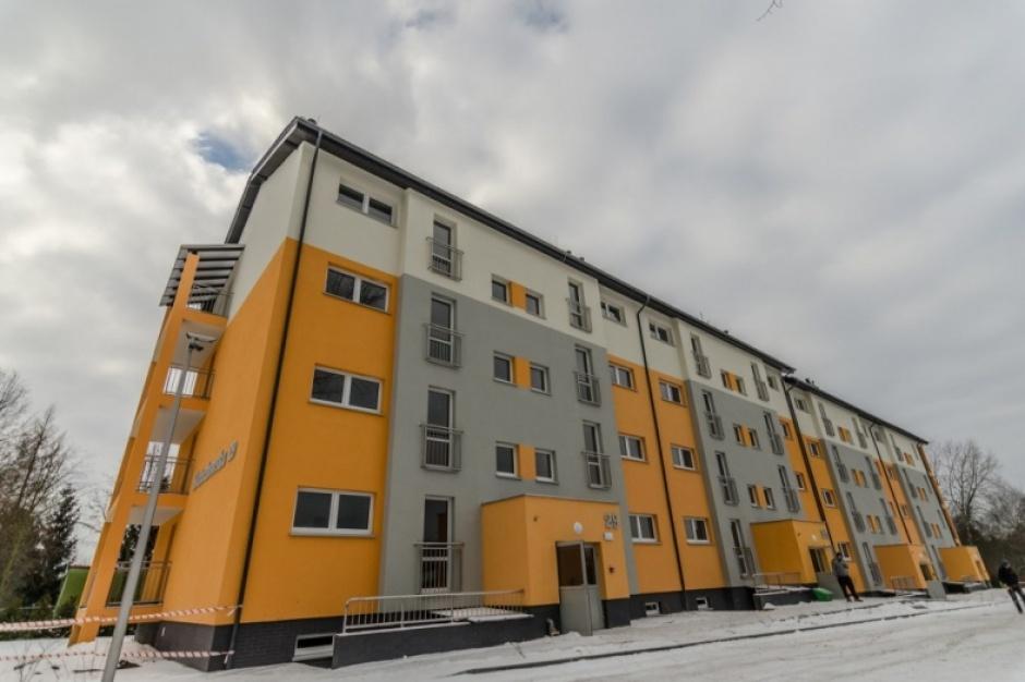 AMW przekazuje mieszkania dla żołnierzy w Żaganiu