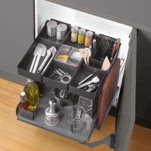 Antracyt króluje w nowoczesnej kuchni