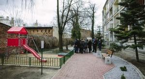 Łódź inwestuje w podwórka osiedlowe
