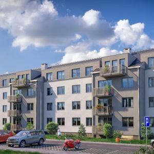 Mieszkania w Lubinie przy ul. Górniczej na finiszu
