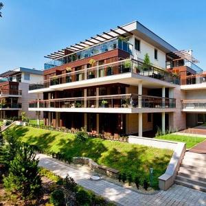 Apartamenty Dąbie kuszą rezydencjonalną lokalizacją