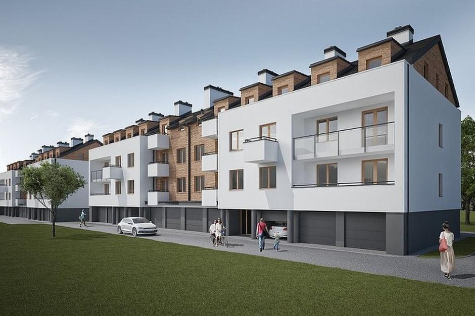 Promocja małych mieszkań na osiedlu Nowa Strażacka