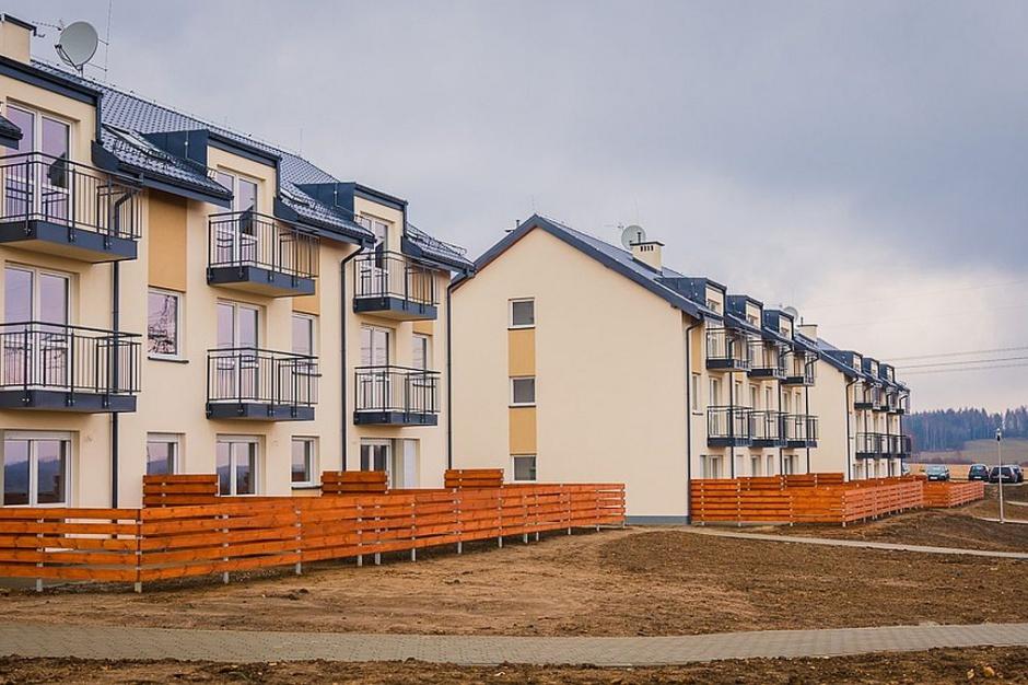 TBS w Jaworznie buduje mieszkania na własność