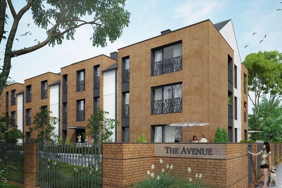 The Avenue: prestiżowe apartamenty ze sztuką w tle