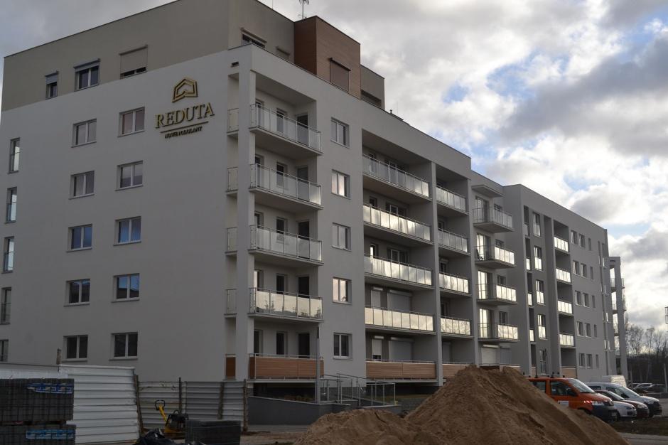 Budowa Reduty Nowe Podolany idzie pełną parą