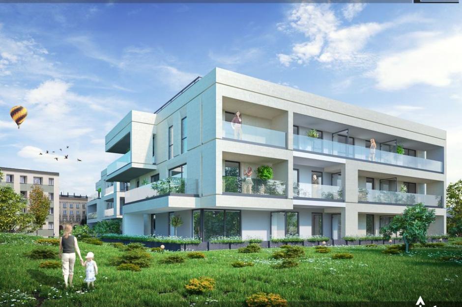 SGŻ Inwestycje buduje apartamenty Villa Calma