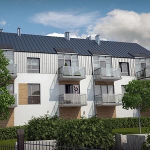 Arkadia 3 - kameralne mieszkania w Niemczu