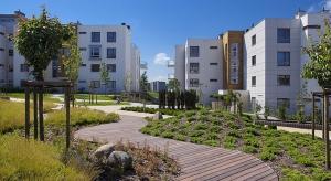 Altoria Apartamenty w orientalnym ogrodzie