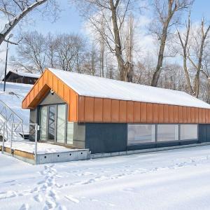 Energooszczędne domy pływające