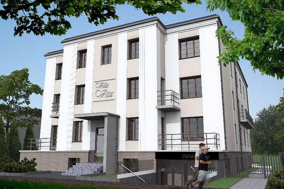 Villa Vita gotowa do zamieszkania