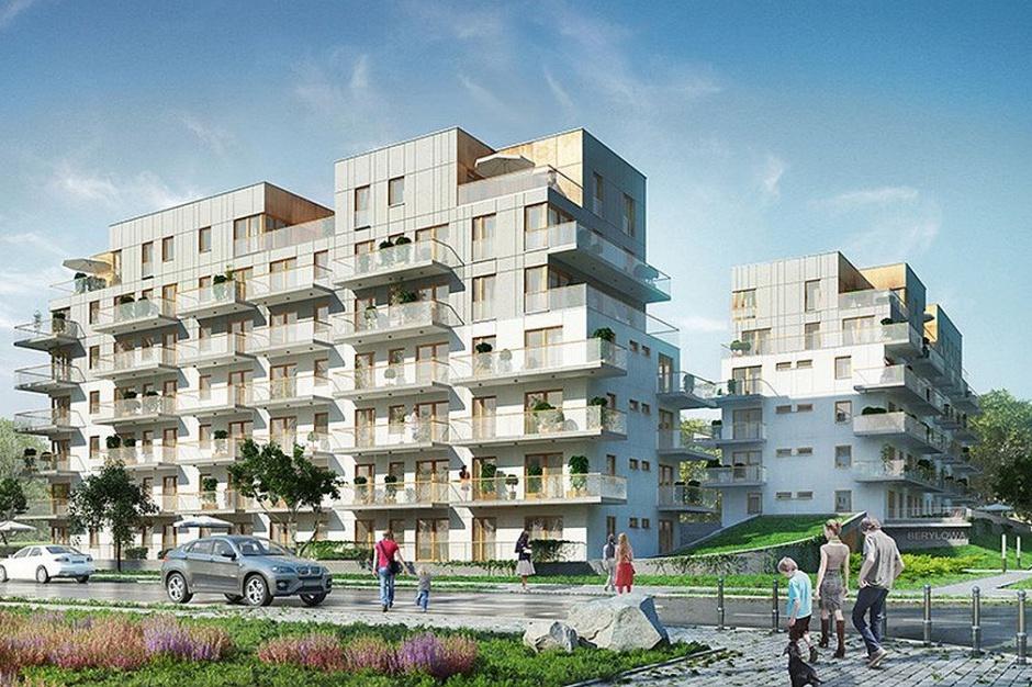 Orion buduje osiedle Poręba Park