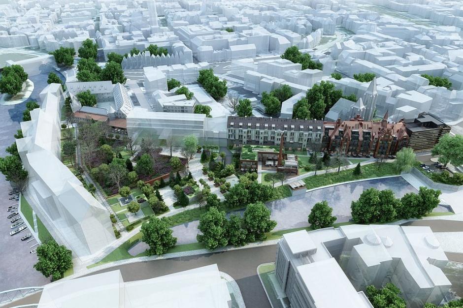 Światowe rozwiązania urbanistyczne na Bulwarze Staromiejskim