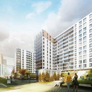 Asbud wprowadza do sprzedaży komfortowe apartamenty na Woli