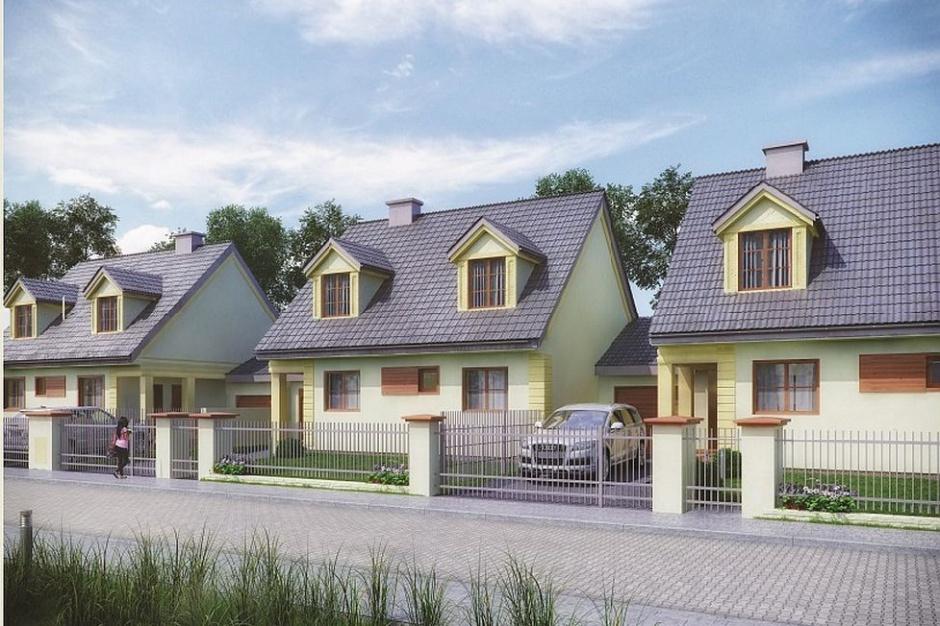 Rośnie popyt na domy w programie MdM