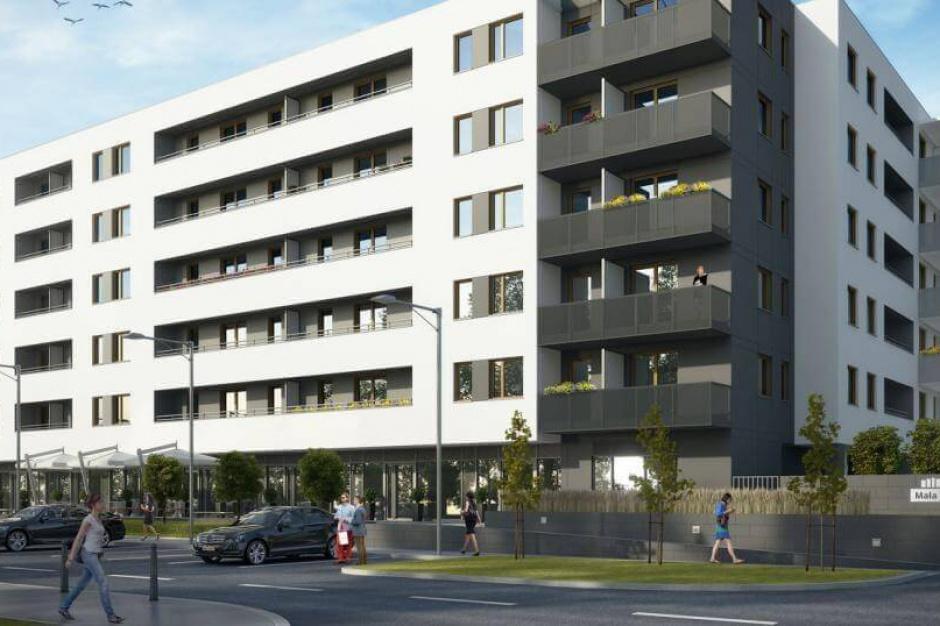 Mała-wielka inwestycja mieszkaniowa na Grochowie