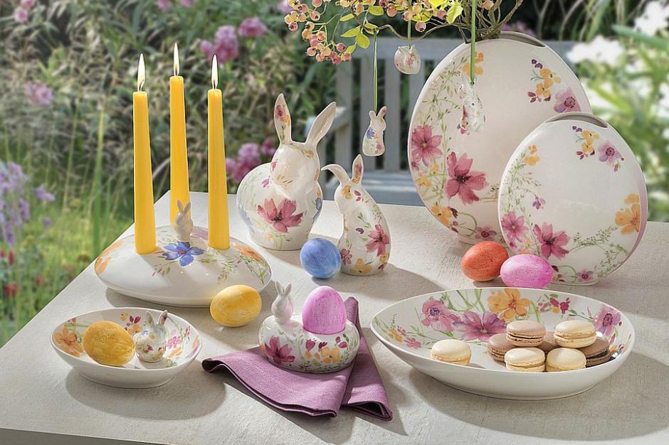 Wiosną czas na wielkanocne aranżowanie stołu