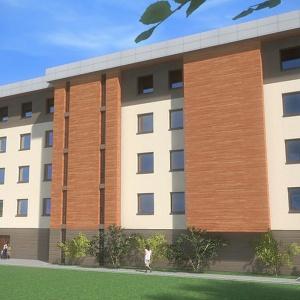 Baas buduje apartamenty Reymonta Park