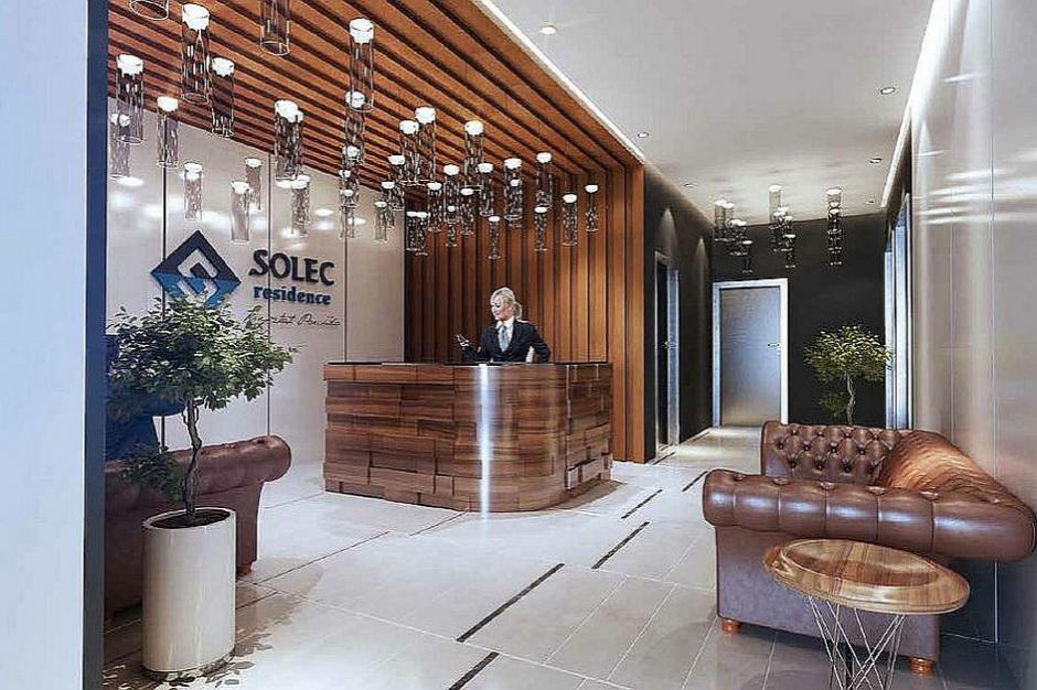 Solec Residence stawia na biurową przyszłość
