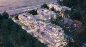 Dune Resort coraz większy