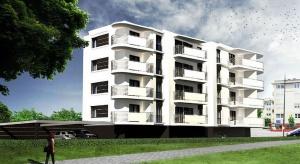 Bydgoszcz: Biały dom już w sprzedaży