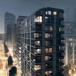 Miejskie apartamenty Mennicy na sprzedaż