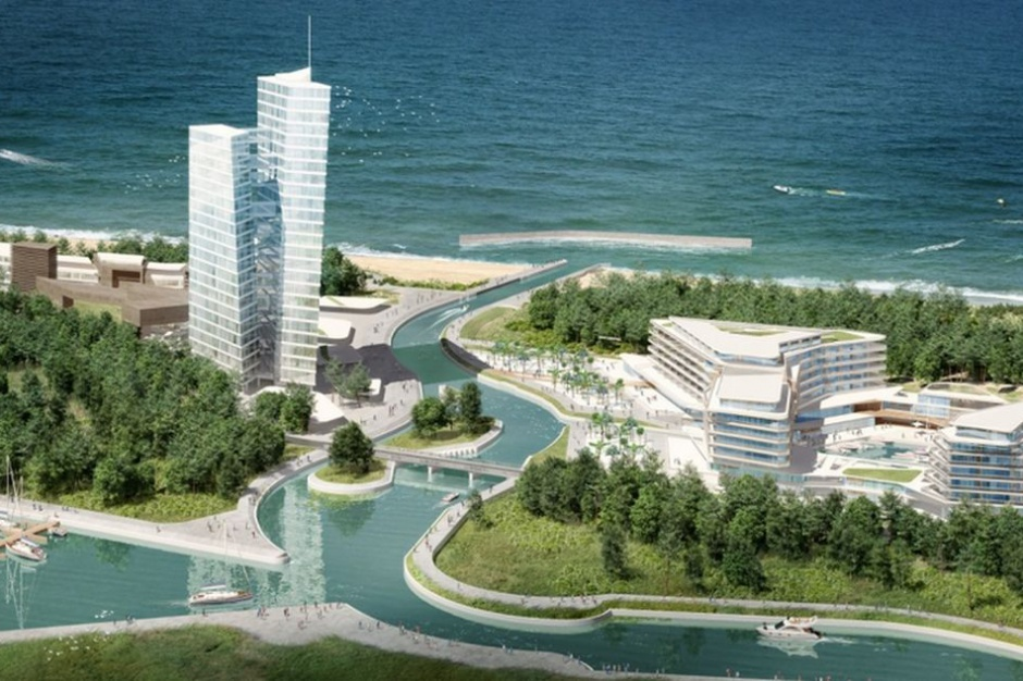 Projekt Dune City najlepszy na świecie