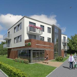 Willa Błękitna oferuje mieszkania blisko morza