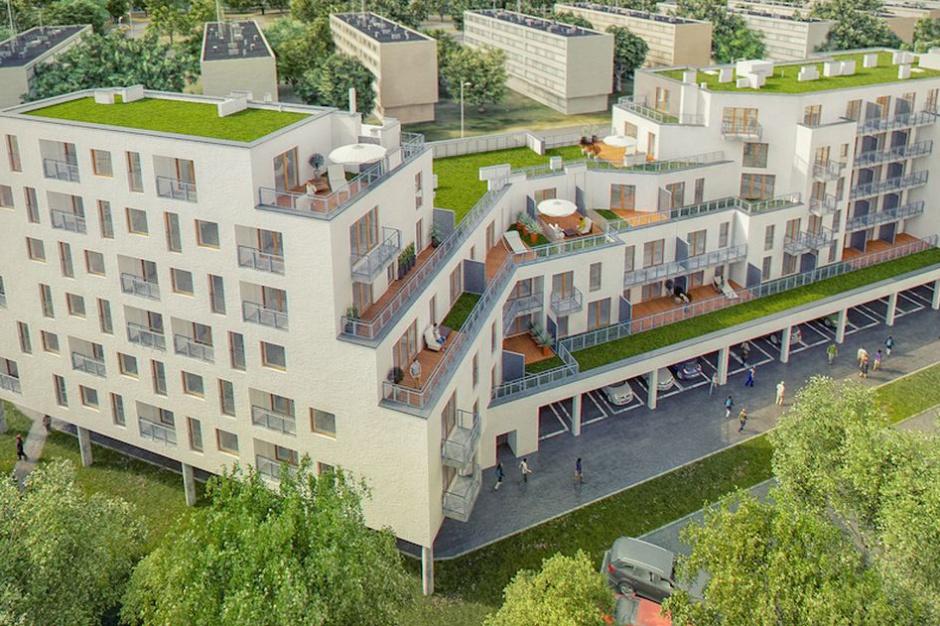 Osiedle Bezpieczna – mieszkania wokół Odry