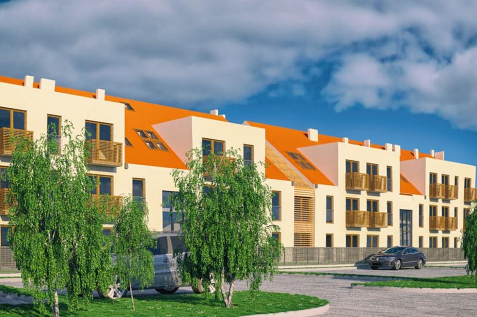 Nowe mieszkania powstaną w Dobrzykowicach