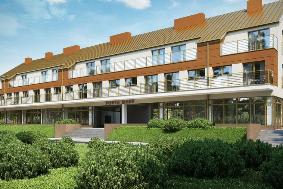 Porta Mare zyska kolejne apartamenty przy plaży
