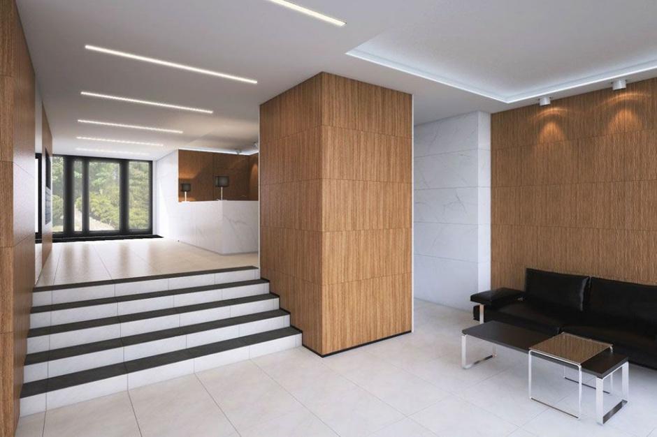 Mieszkaniowa Mokka ożywi biurowy Mokotów
