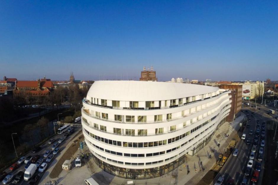 Architektura z jajem, czyli OVO Wrocław
