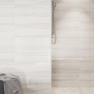 Artystyczny dekor w łazience