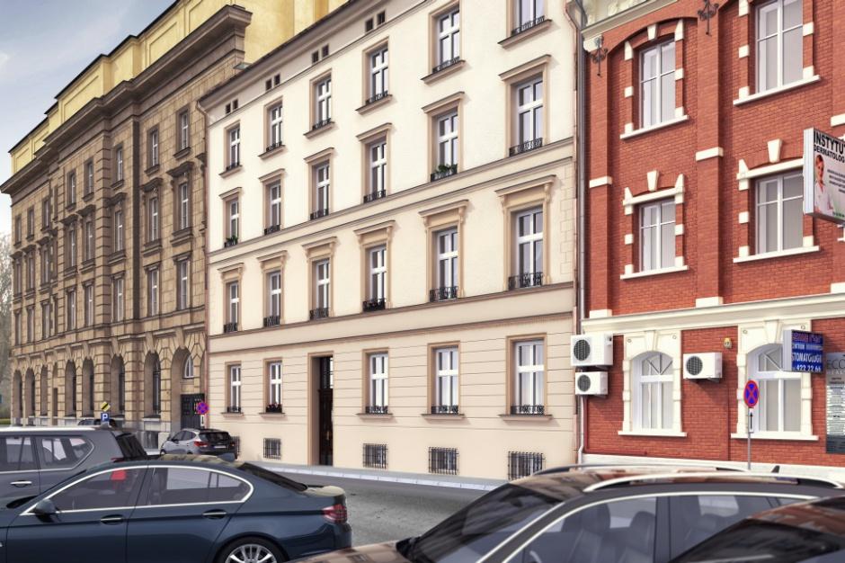 Mieszkania w kamienicach hitem krakowskiego rynku wynajmu