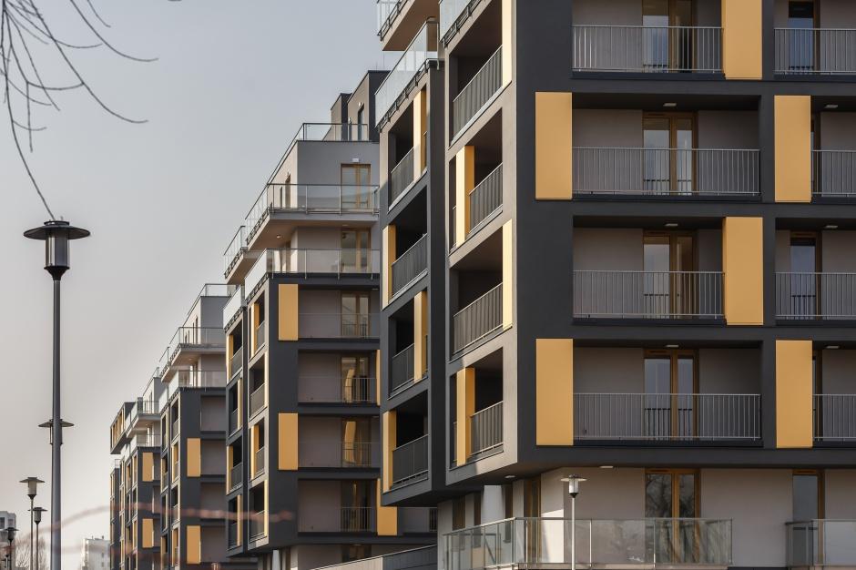 Apartamenty City Towers Czyżyny II już gotowe