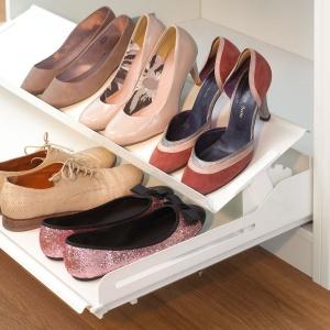 Zorganizuj w mieszkaniu miejsce na buty