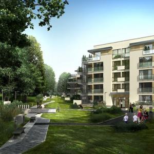 Asnyka Park: Kameralna enklawa apartamentów w otulinie drzew