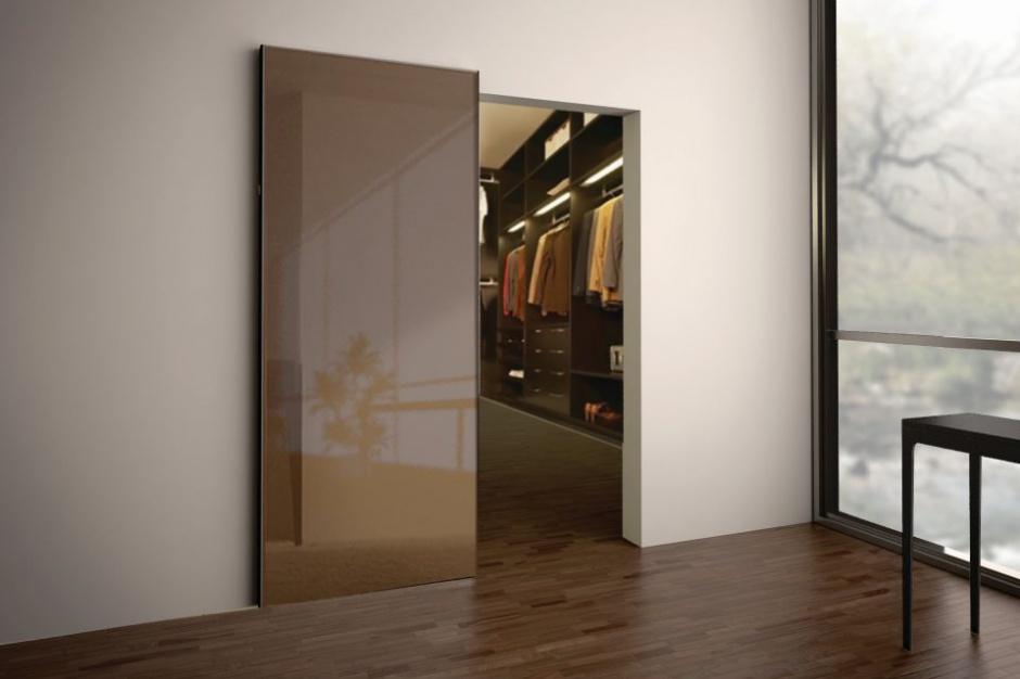 Duch we wnętrzu, czyli drzwi przesuwane