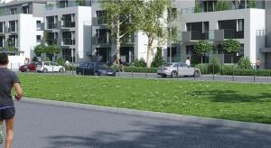 Na osiedlu Sosnowy Las mieszkania są blisko natury