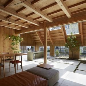 Dom otwarty na ogród. Zobacz nietypowy projekt