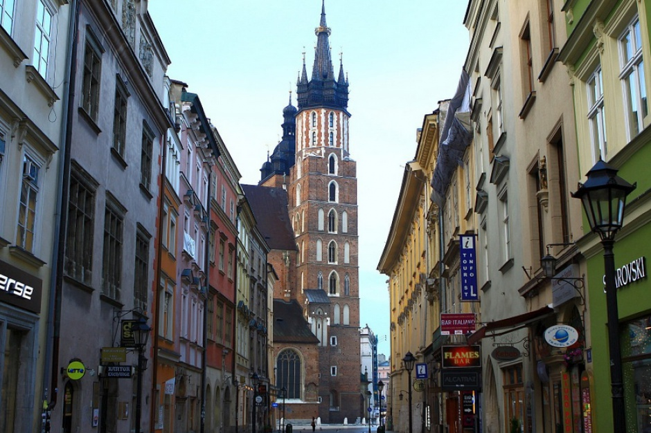 Mieszkania w Krakowie tańsze niż przed rokiem