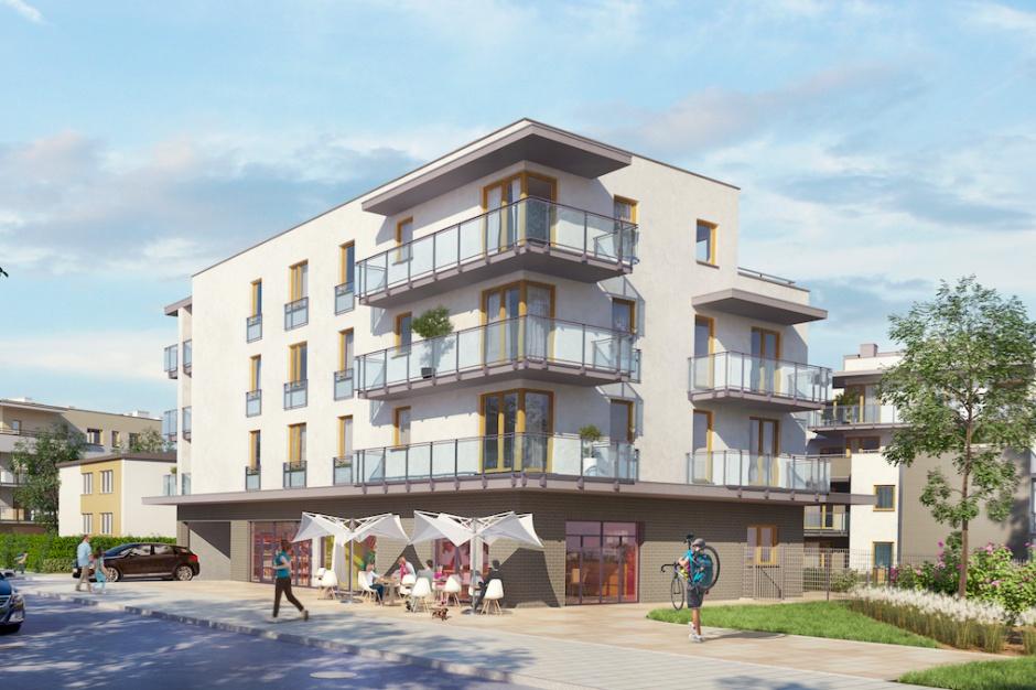 Dom Development wraca na plac budowy Osiedla pod Różami