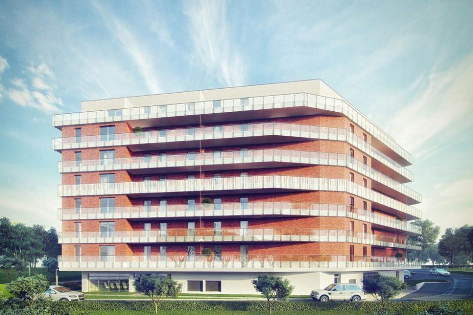Szklane domy projektu AP Szczepaniak