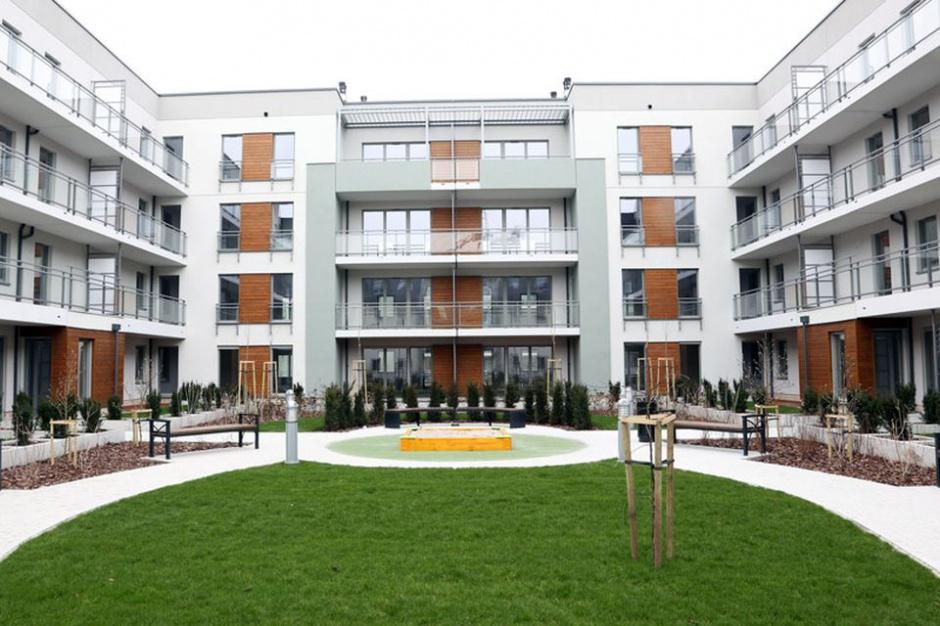 Archicom przekazuje mieszkania w Ogrodach Hallera