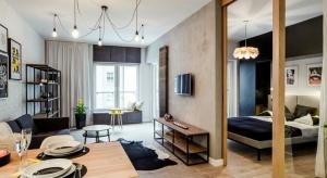 Nowy styl soft loftów - zobacz mieszkanie Ultra Nova