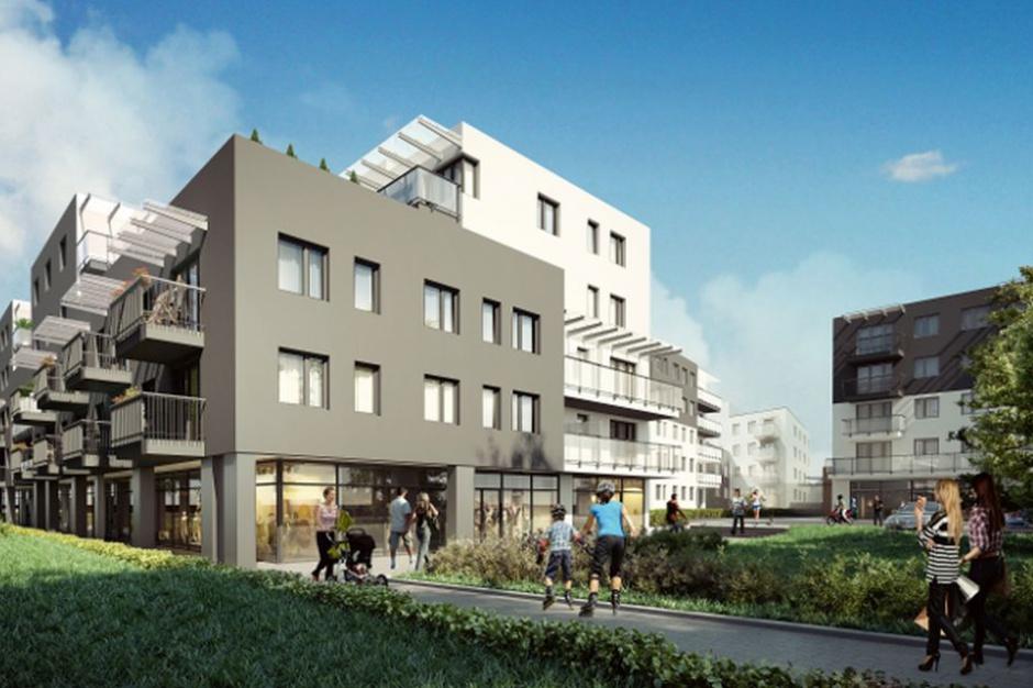 W Ząbkach kurczy się oferta nowych mieszkań