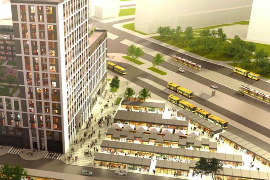Unibep wybuduje dla firmy Dantex mieszkania na Rondzie Wiatraczna